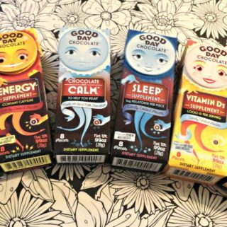 Need Energy? Put Some Pep in Your Step with Good Day Chocolate