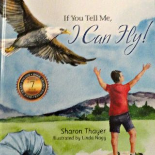 Beautiful Book Reminds Your Children They Can Fly