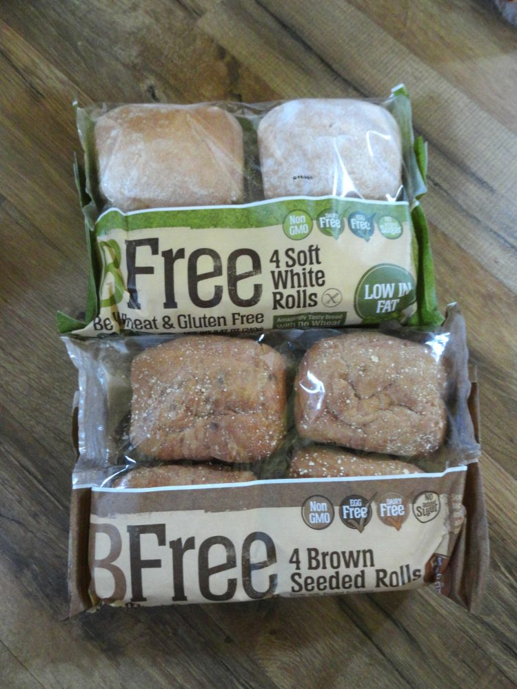 BFree Foods rolls