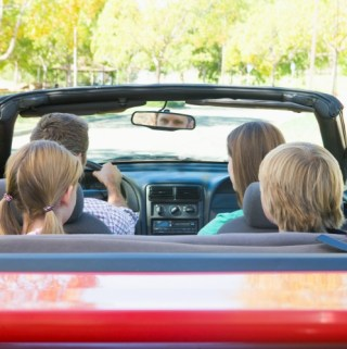 Keep Your Family Safe Out on the Roads