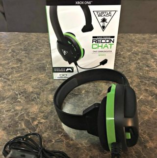 Chat More With The TURTLE BEACH® RECON CHAT Headset