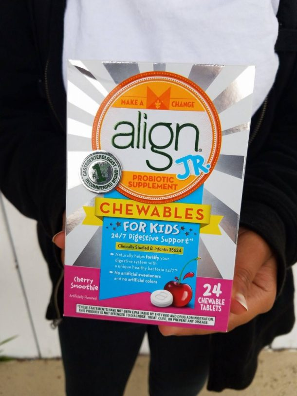 10 Tips to Keep Kids On Track During The Summer! with Align Jr. Kids Probiotic