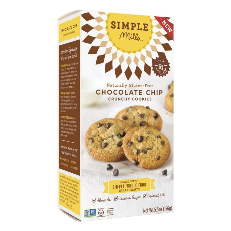 Snacking Simple Mills