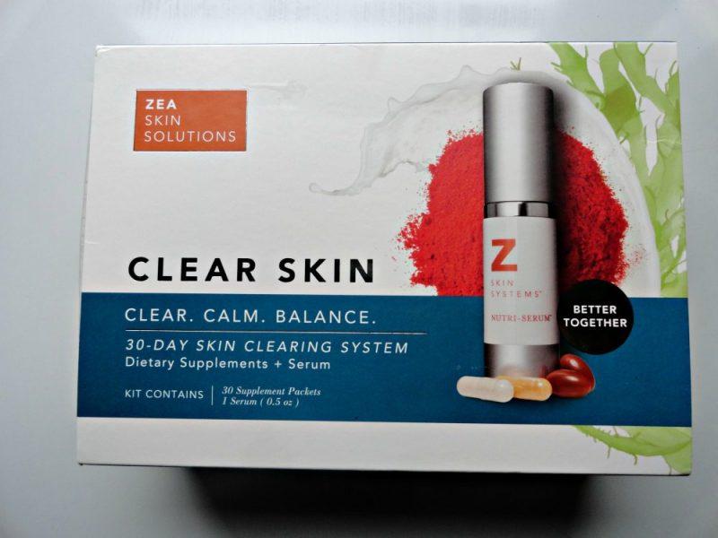 ZSS clear skin