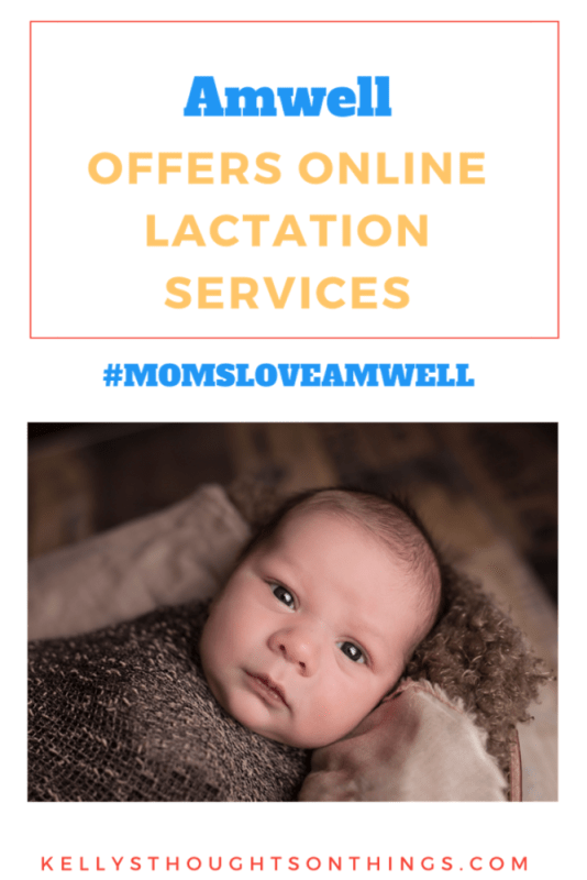 Moms Get Breastfeeding Questions Answered ONLINE with Amwell