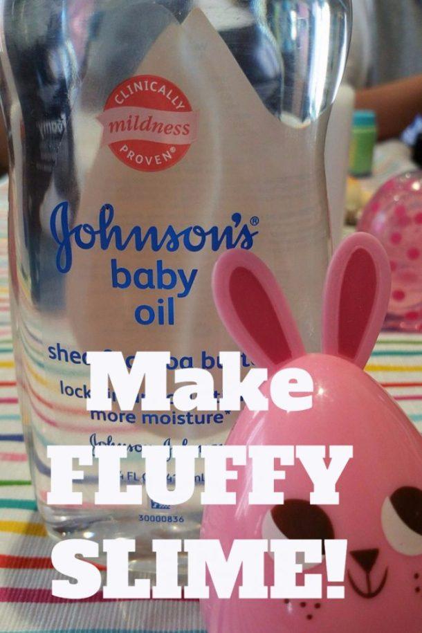 Recipe for FLUFFY SLIME