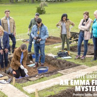 """Tune-In ToHallmark Movies & Mysteries""""Site Unseen: AnEmma Fielding Mystery""""This Sunday, June 4th At 9pm /8c!#SLEUTHERS"""