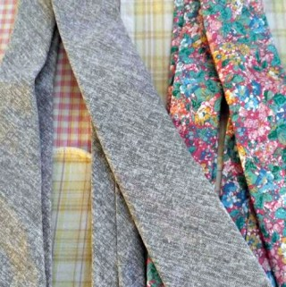 Dazi Skinny Ties Are Perfect For The Stylish Dad