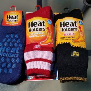 Keep Dad Warm With Heat Holders Socks