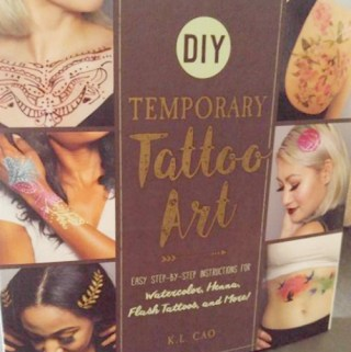 DIY Temporary Tattoo Art Helps You Accessorize For The Moment