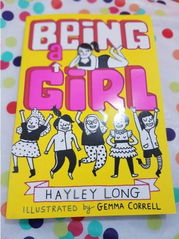 Summer Reading for the Teen Girl (Plus Giveaway) 3 winners- Being a Girl!