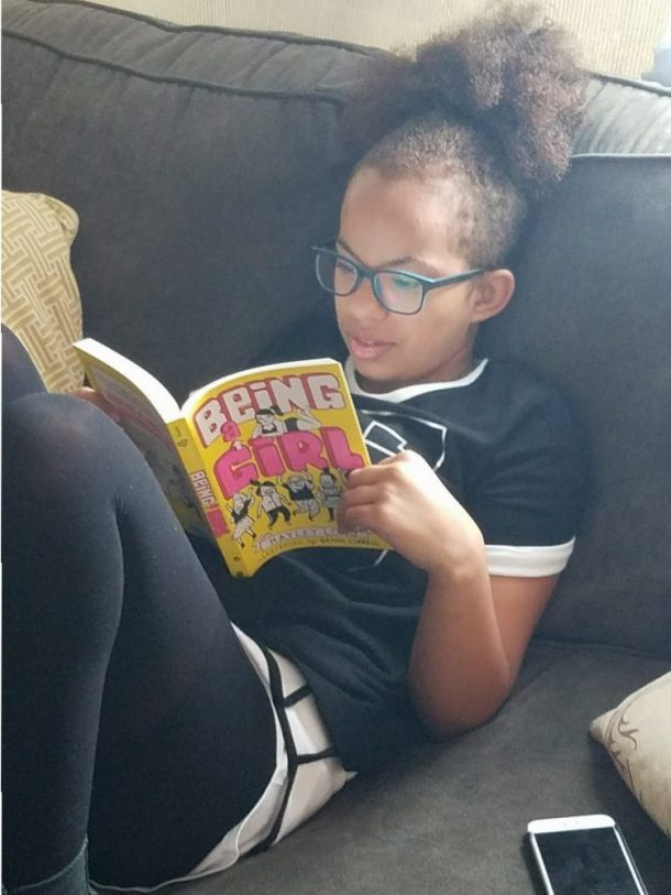 Summer Reading for the Teen Girl (Plus Giveaway)