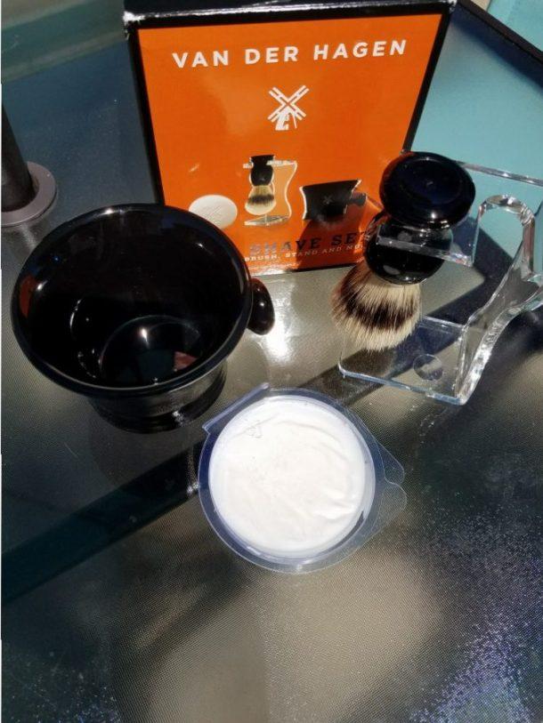Father's Day Gift Idea: Van Der Hagen Boar Shave Set