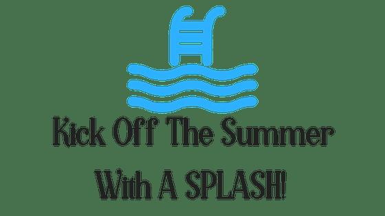 Summer Fun In The Sun- Intex Prism Pool