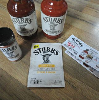Kick Your Bar-B-Q Up a Notch with Stubb's Sauces, Marinades, and More (plus Giveaway)