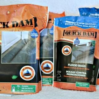 Quick Dams Helps You Say Goodbye To Sandbags