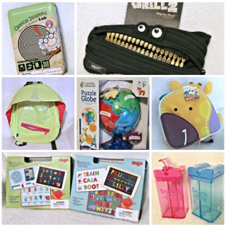 Some Of Your Favorite Back To School Basics For Your Little One