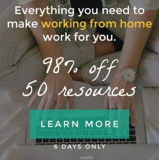 Ultimate Work at Home Bundle (ON SALE NOW)