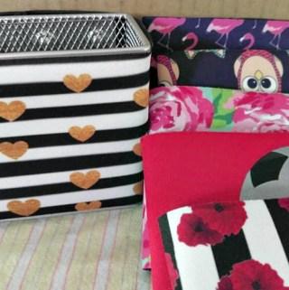 Organize Anything Magbin Keeping Lockers Organized & Stylish