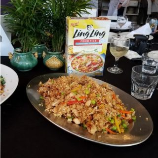 Ling Ling Fried Rice Cooking Class- I had a BLAST!