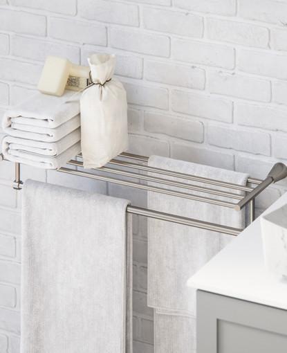 5 easy small bathroom upgrades for Bathroom upgrades
