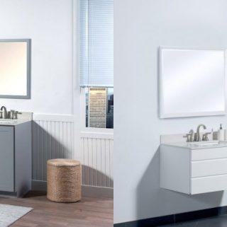 5 Easy Small Bathroom Upgrades