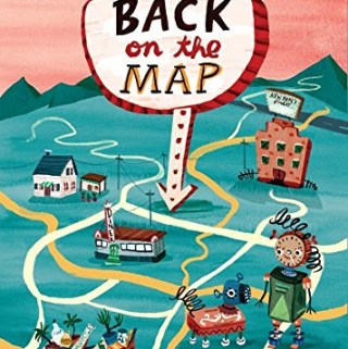Back on the Map is Perfect for Summer Reading