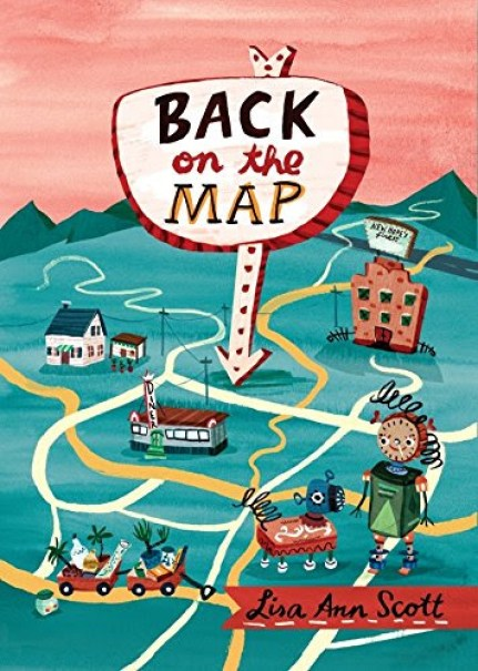 back on the map book