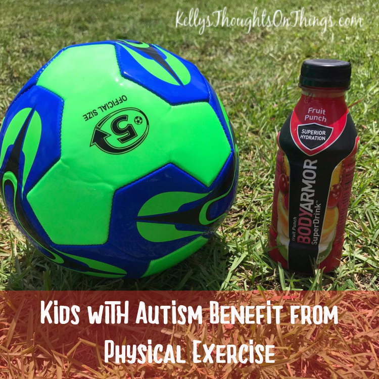 Kids with Autism Benefit from Physical Exercise