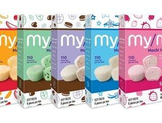 Celebrate National Ice Cream Day with My/Mo Mochi Ice Cream