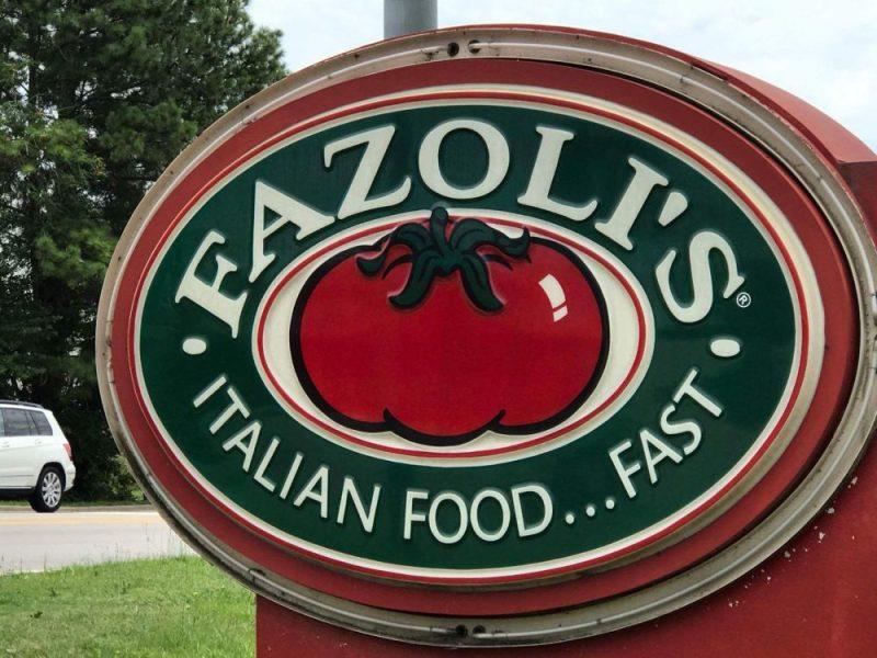 One Of Our Favorite Road Trip Spots~ Fazoli's® Italian Food...Fast