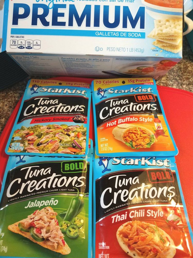 Step Up Your Back to School Lunch Packing Skills - Starkist Tuna Pouches