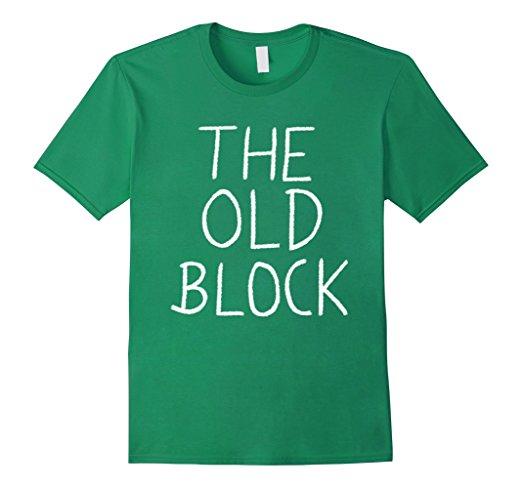 old block tee
