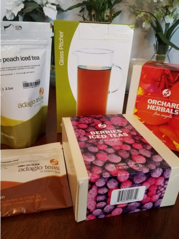 AdagioTeasThey offer a wide range of gourmetteaproducts that you may find most delightful! @AdagioTeas