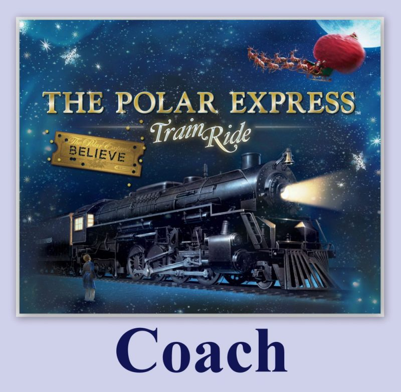 Hop On THE POLAR EXPRESS™ Train Ride in Nevada