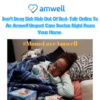 Talk To An Amwell Urgent Care Doctor Online