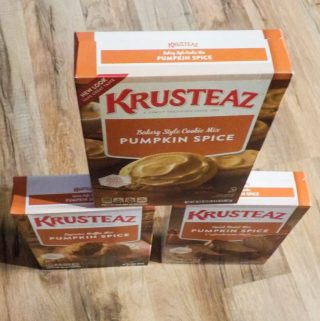 Pumpkin Spice and Everything Nice from Krusteaz