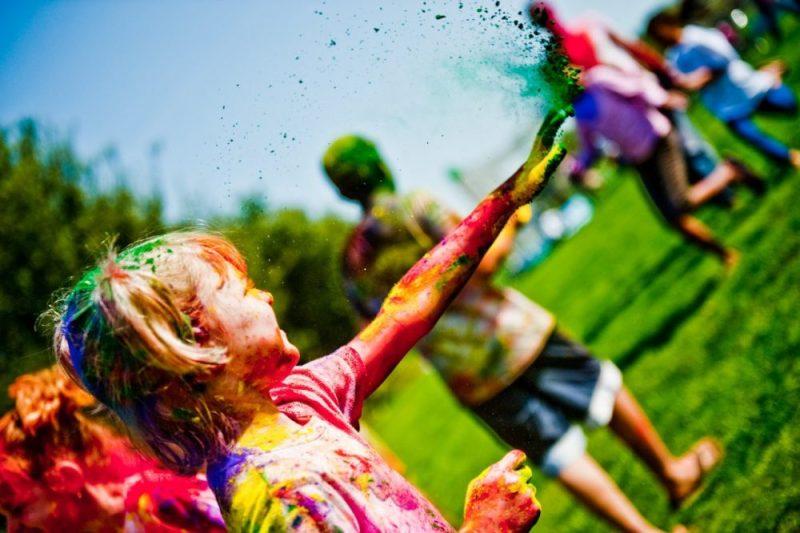 Kids Festival Celebrations - Safety Fireworks Ideas