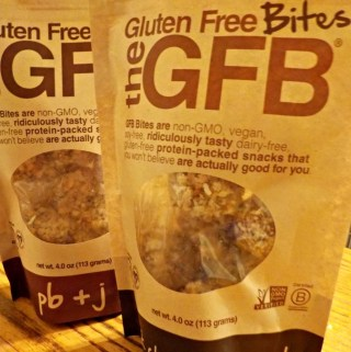On the Go Gluten Free Snacks