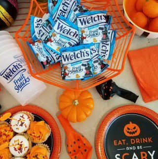 Welch's Halloween Party For Tweens