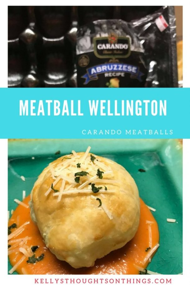 Easy & Quick Recipe: Meatball Wellington