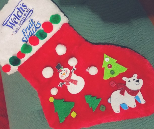Welch's Fruit Snacks Are Perfect Stocking Stuffers!