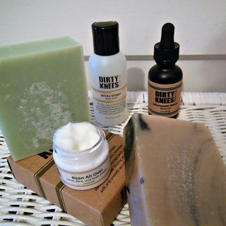 Lather Simply with Dirty Knees Soap Co.