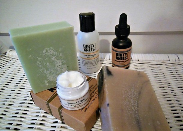 Lather Simply with Dirty Knees Soap Co. 2