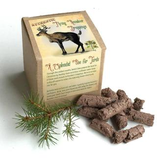 Reindeer Poo is the Gift That Keeps on Giving