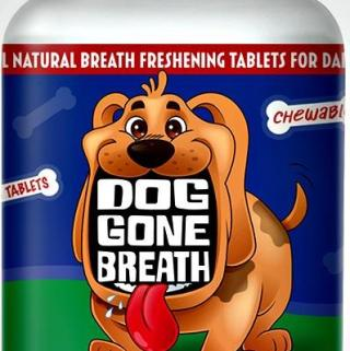 Treat Fido's Halitosis with Dog Gone Breath!