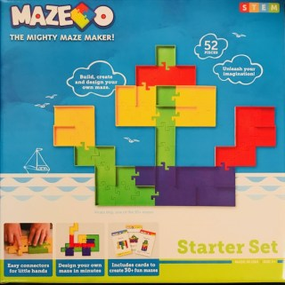 Create a Maze with Maze-O