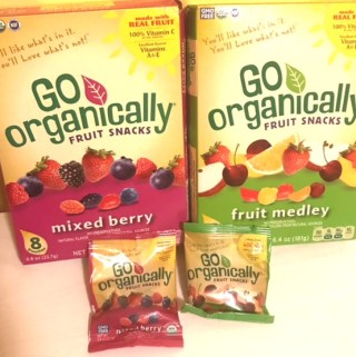 Express Love with Go Organically Fruit Snacks