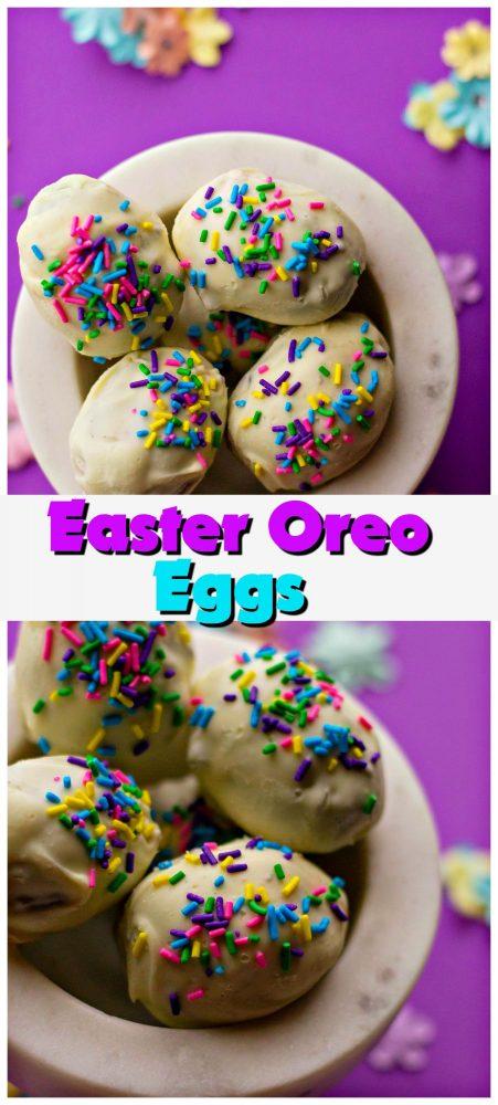 Easter Oreo Eggs Recipe