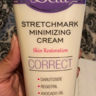 Reduce the Appearance of Stretchmarks with Belli Beauty Stretchmark Minimizing Cream